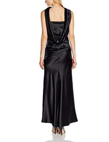 HotSquash Damen Kleid Gr. 34, Schwarz - Schwarz - 2