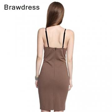 Hrph Paket-Hüfte-Kleid der neuen reizvollen Art und Weise Frauen höhlen Tief-V dünnes Verband Bodycon Kleider -