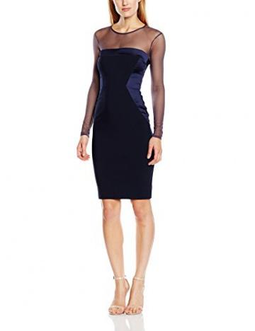 Hybrid Damen, Schlauch, Kleid, Valentina, GR. 36 (Herstellergröße: Size 10), Blau (navy) - 1