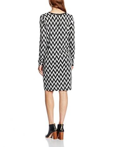 ICHI Damen Kleid X Kaiden DR, Grau (Steel Grey 10035), 36 (Herstellergröße: S) -