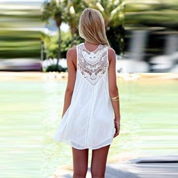 Kleid lang weib hippie