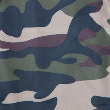 Intimuse Damen A-Linie Kleid Pergia 12118, Knielang, Gr. 42, Mehrfarbig (Camouflage Bedruckt 111) - 5