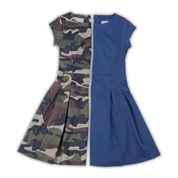 Intimuse Damen A-Linie Kleid Pergia 12118, Knielang, Gr. 42, Mehrfarbig (Camouflage Bedruckt 111) - 6