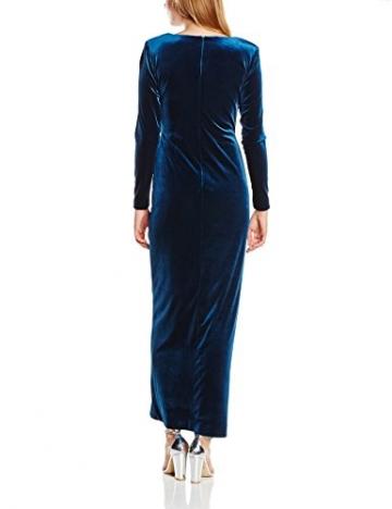 Jacques Vert Damen Kleid Gr. 36, Blau - Blau - Mid Blue - 2