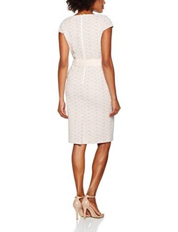 Jacques Vert Damen Kleid Lace Panel Shift, Beige (Neutral), 40 -