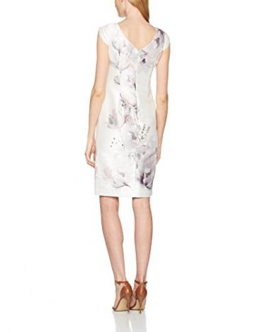 Jacques Vert Damen Kleid Print Embellish Shift, Mehrfarbig, 42 -