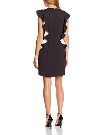 Jane Norman Damen, Kleid, Annabella, GR. 36 (Herstellergröße: Size 10), Schwarz (black/cream) - 2