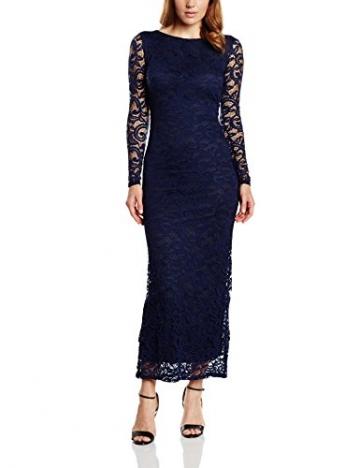 John Zack Damen Kleid Gr. 40, Blau - Blau (Marineblau) - 1