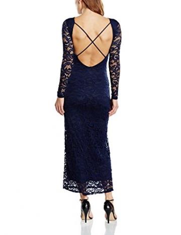 John Zack Damen Kleid Gr. 40, Blau - Blau (Marineblau) - 2