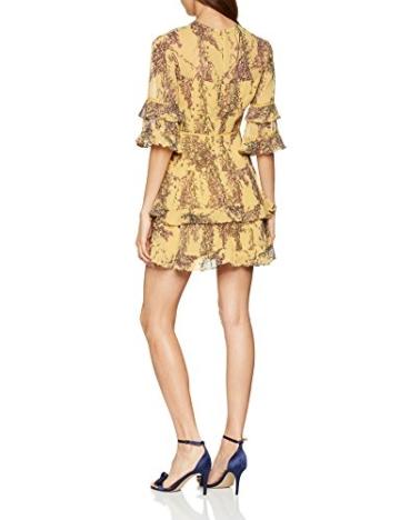 Keepsake Damen Kleid Light Up, Mehrfarbig (Golden Wildflower Floral 711), 36(Hersteller Größe: Medium) - 2