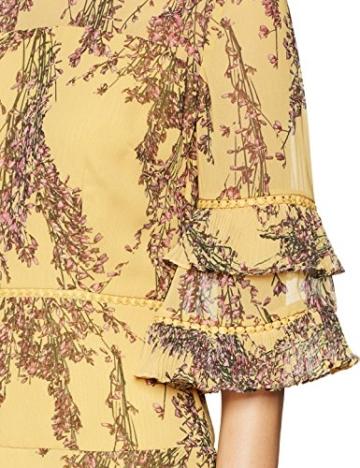 Keepsake Damen Kleid Light Up, Mehrfarbig (Golden Wildflower Floral 711), 36(Hersteller Größe: Medium) - 3
