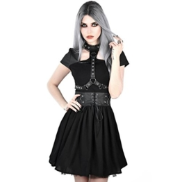 Killstar Harness Minikleid - Midnight Muse XL - 1