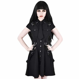 Killstar Minikleid - 13th Infantry XXL - 1