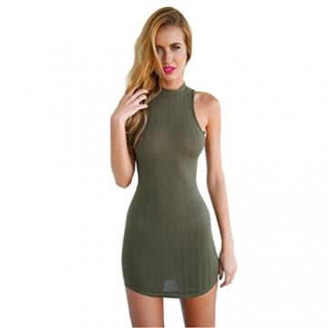 ツ Kolylong Sexy Kleid halb-transparent ⋆ 2018 😍 ⋆ Sexy-Kleider.com