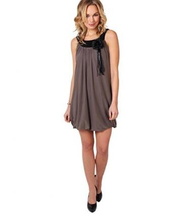 KRISP Damen Tunika Minikleid Retro 20er Jahre Stil Swing_(3565-MOC-14.2) - 2