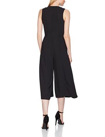 L.K. Bennett Damen Jumpsuit Gigi, Schwarz Black 002, 38 (Herstellergröße: 10) - 2