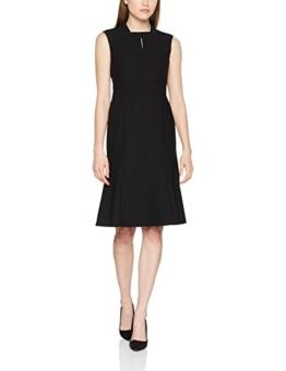 L.K. Bennett Damen Partykleid Lou, Schwarz (Bla-Black 002), 42 (Herstellergröße: 14) - 1