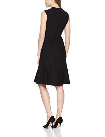 L.K. Bennett Damen Partykleid Lou, Schwarz (Bla-Black 002), 42 (Herstellergröße: 14) - 2