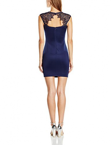 Lipsy Damen Cocktail Kleid, Gr. 36, Blau (Marineblau) - 2