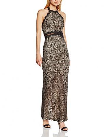 Lipsy Damen Cocktail Kleid, Gr. 36, Schwarz - 1