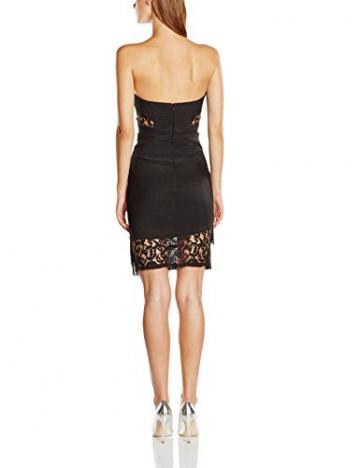Lipsy Damen Cocktail Kleid, Gr. 36, Schwarz - 2