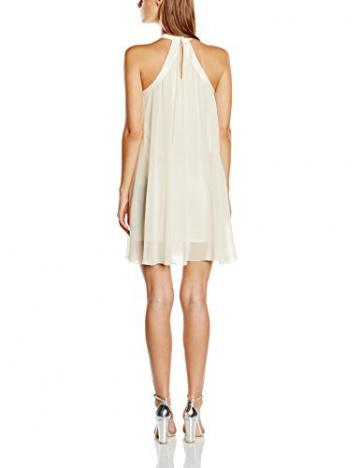 Lipsy Damen Cocktail Kleid, Gr. 38, Beige (Nude) - 2