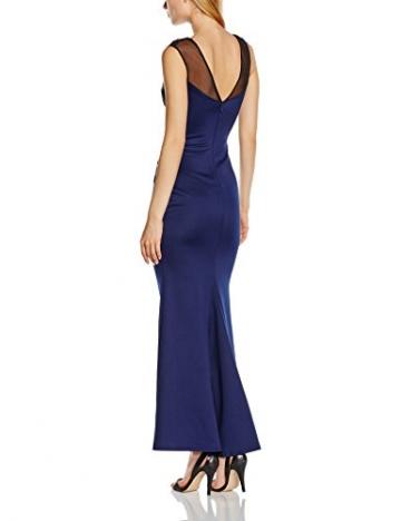 Lipsy Damen Cocktail Kleid, Gr. 38, Blau (Marineblau) - 2