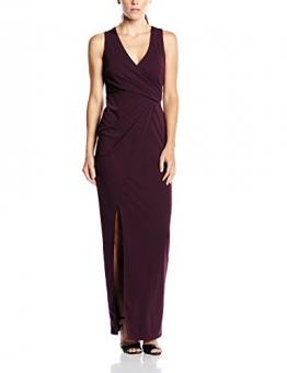 Lipsy Damen, Cocktail, Kleid, Lace Maxi, GR. 38 (Herstellergröße: Size 12), Violett (purple) - 1