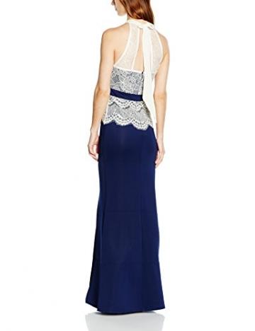 Lipsy Damen CocktailKleid, Blau (Marineblau),38 EU (10 UK) - 2