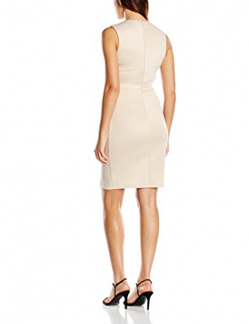 Lipsy Damen Schlauch Kleid, Gr. 36, Beige (Neutral) - 2
