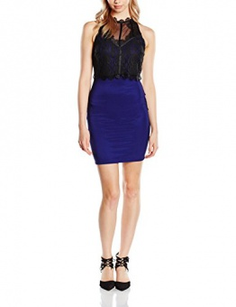 Lipsy Damen SchlauchKleid Gr. 36, Blau - Blau - 1
