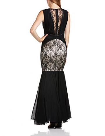 Lipsy VIP Damen Kleid Gr. 34, schwarz (Black/Nude) - 2