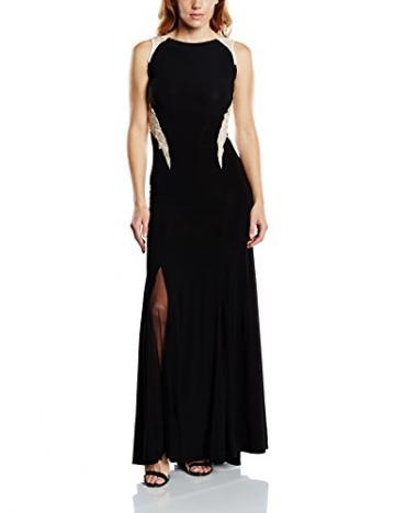 Little Black Dress Damen Kleid Gr. 36, Schwarz - Schwarz (Schwarz/Weiß) - 1