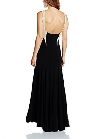 Little Black Dress Damen Kleid Gr. 36, Schwarz - Schwarz (Schwarz/Weiß) - 2