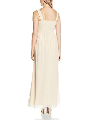 Little Mistress Damen Kleid,  Elfenbein - Off-White (Cream), Gr.38 (Herstellergröße:12) - 2