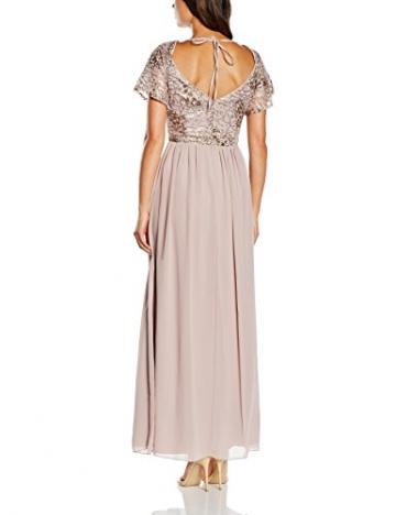 Little Mistress Damen Kleid Gr. 36, Violett - Purple (Mink) - 2