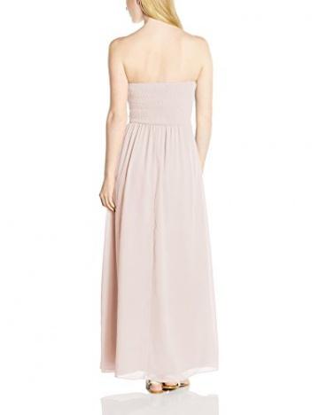 Little Mistress Damen Trägerloser, Kleid, Embellished Waist, GR. 34 (Herstellergröße: Size 8), Beige (Nude) - 2