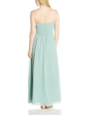 Little Mistress Damen Trägerloser, Kleid, Embellished Waist, GR. 36 (Herstellergröße: Size 10), Grün (Sage) - 2