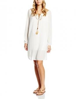 Madonna Damen Kleid 74-2560, Elfenbein (Offwhite 7611), 40 (Herstellergröße: L) -