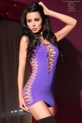 Minikleid CR4096 violett