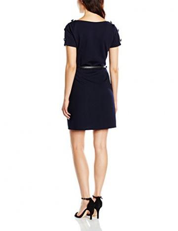 Molly Bracken Damen Kleid, Uni Gr. 38, Blau - Blau (Marineblau/Navy Blue) - 2