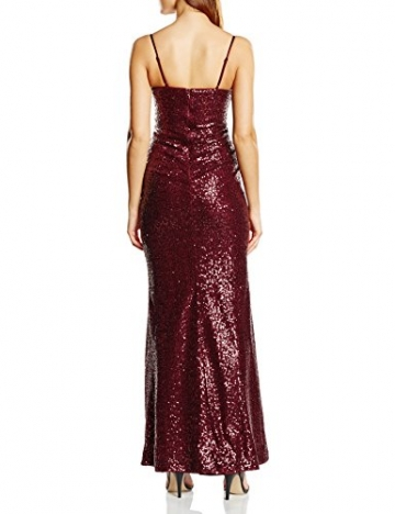 New Look Damen Schlauch Kleid Gr. Größe 34 EU, Rot - Red (Zinfandel) - 2