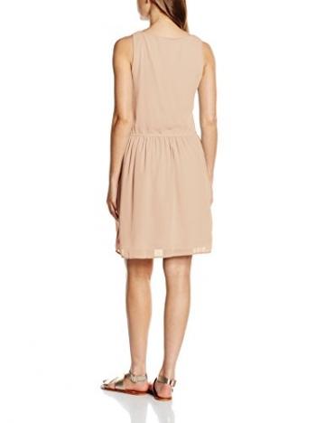 ONLY Damen Kleid Onlcarol S/L Short Dress, Rosa (Rose Dust), 40 -