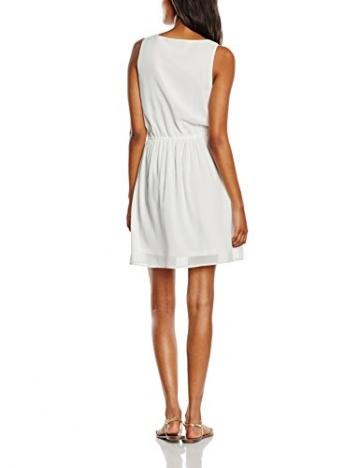 ONLY Damen Kleid Onlcarol S/L Short Dress, Weiß (Cloud Dancer), 38 -