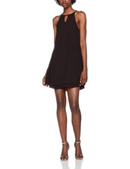 ONLY Damen Kleid Onlmariana Myrina S/L Dress Noos Wvn, Schwarz (Black Black), 38 - 1
