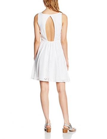 ONLY Damen Kleid Onlpaula Fairy S/L Dress Wvn, Weiß (Bright White), 36 -
