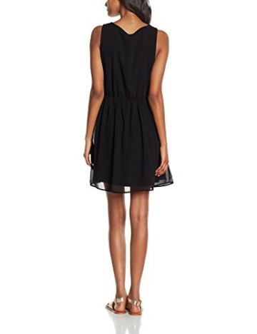 ONLY Damen Kleid Onlthea Sarah SL Dress, Schwarz (Black), 36 -