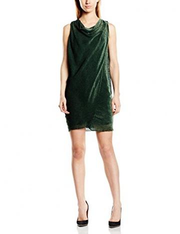 Pedro del Hierro Damen Kleider  Vestido Devore , grün (greens), größe 36 - 1