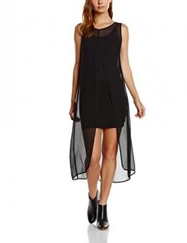 Pepe Jeans Damen Kleid, JUNE, GR. One size (Herstellergröße: S), Schwarz (Black) - 1