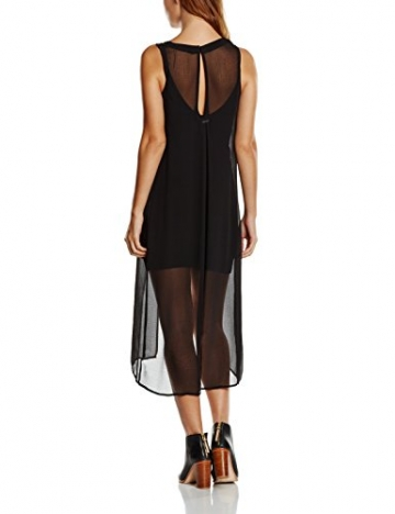 Pepe Jeans Damen Kleid, JUNE, GR. One size (Herstellergröße: S), Schwarz (Black) - 2